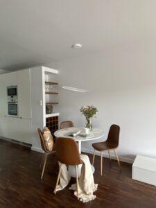Ekskluzywny apartament na podróże biznesowe, wrocław apartament z balkonem